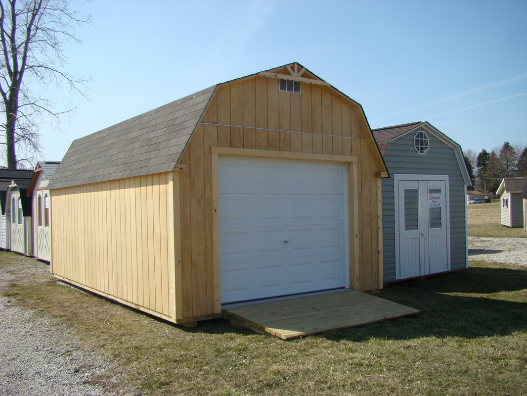 Storage Buildings Unlimited   Ohio Outdoor Structures, LLC