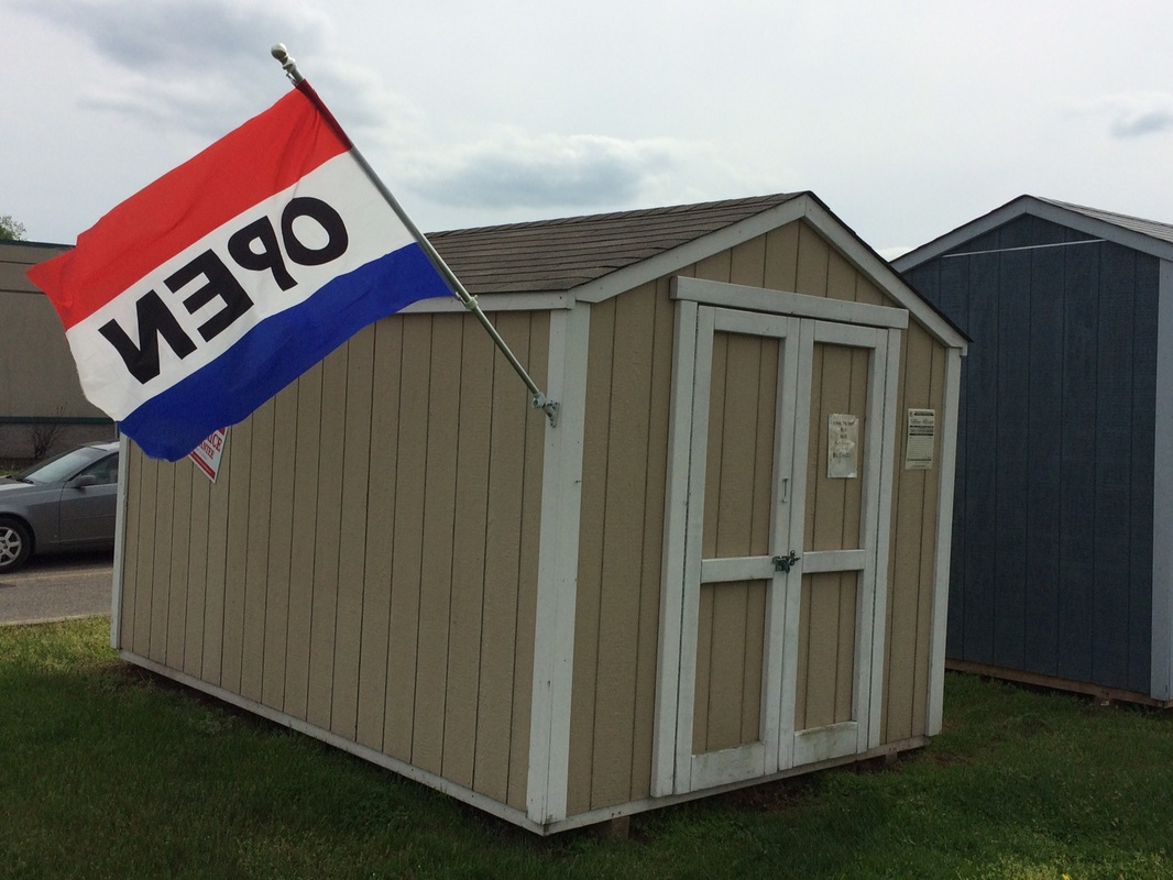 Model Sale Ohio Outdoor Structures Llc