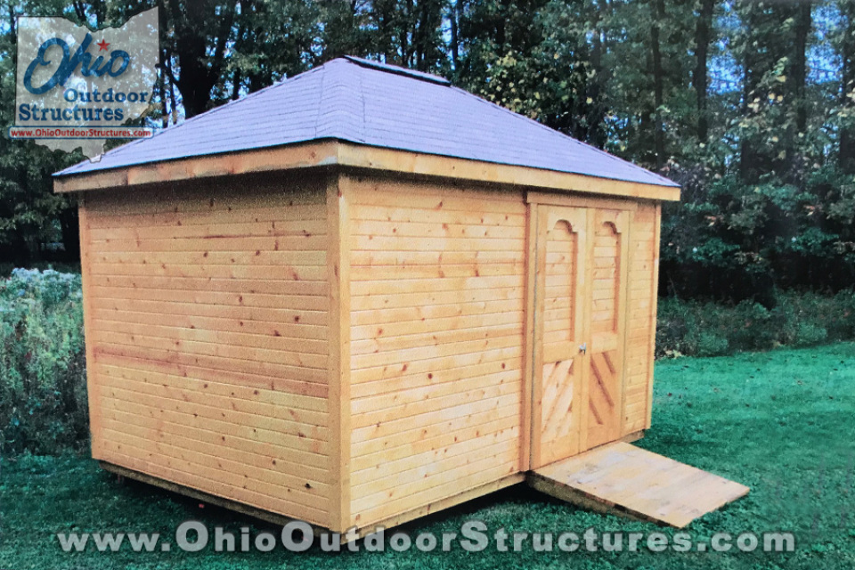 Charmant Ohio Outdoor Structures