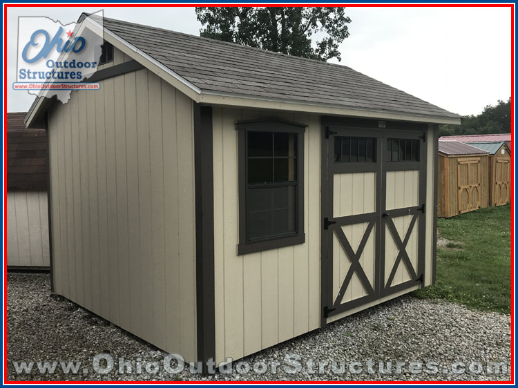 OOS - Yoder Barns - Ohio Outdoor Structures