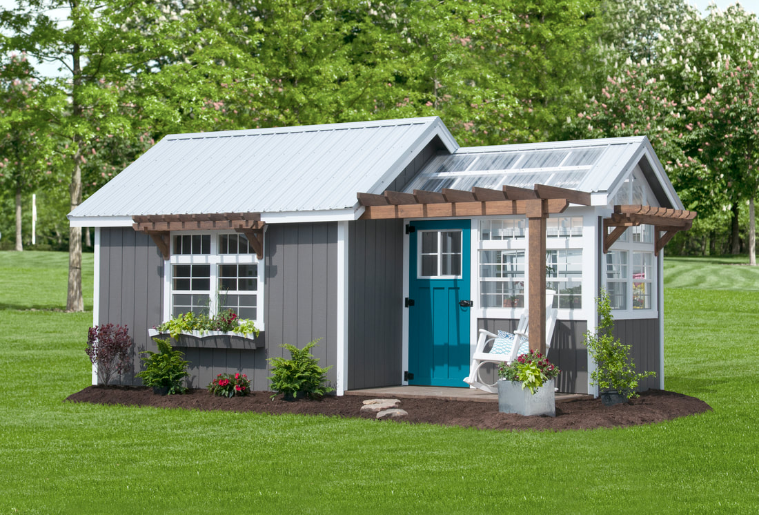 twin oaks ohio outdoor structures llc - Garden Sheds Ohio